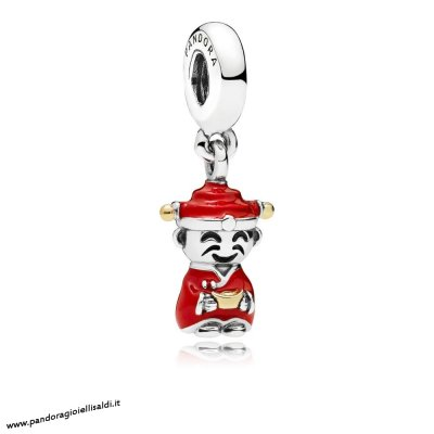 Completa Pandora Fortune And Luck Hanging Charm